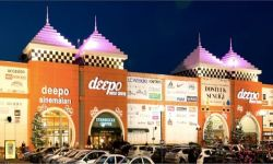 Antalya Deepo Outlet Center Antalya
